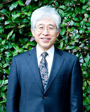 岩崎牧師ポートレイト